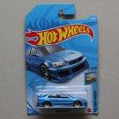 Hot Wheels 2021 Factory Fresh '00 Honda Civic Si (blue)