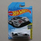 Hot Wheels 2021 HW Speed Graphics '16 Ford GT Race (silver)