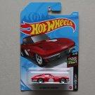 Hot Wheels 2021 HW Race Day '64 Corvette Sting Ray (red)