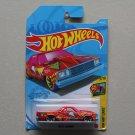 Hot Wheels 2021 HW Art Cars '80 El Camino (red) (SEE CONDITION)