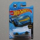 Hot Wheels 2021 Batman The Batman Batmobile (blue)