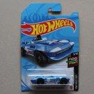Hot Wheels 2021 HW Race Day Corvette Grand Sport Roadster (blue)