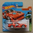 Hot Wheels 2020 Speed Blur Mazda RX-7 (orange)