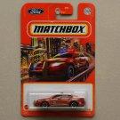 Matchbox 2021 #81/100 Ford Taurus Police Interceptor (copper)