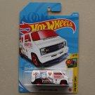 Hot Wheels 2021 HW Art Cars Custom '77 Dodge Van (white) (Treasure Hunt) (SEE CONDITION)