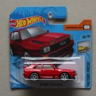 Hot Wheels 2020 Factory Fresh '84 Audi Sport Quattro (red)
