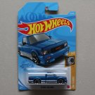 Hot Wheels 2021 HW Turbo '91 GMC Syclone (blue) (SEE CONDITION)
