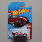 Hot Wheels 2021 Then And Now '15 Mazda MX-5 Miata (red)