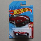Hot Wheels 2021 Then And Now '15 Mazda MX-5 Miata (red) (SEE CONDITION)