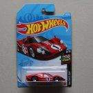 Hot Wheels 2021 HW Race Day '67 Ford GT40 MKIV (red)