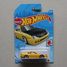 Hot Wheels 2021 HW J-Imports '98 Honda Prelude (yellow) (SEE CONDITION)