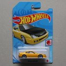 Hot Wheels 2021 HW J-Imports '98 Honda Prelude (yellow)