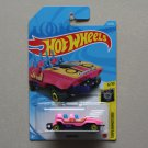 Hot Wheels 2021 Experimotors Loopster (pink) (hands down variation)