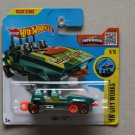 Hot Wheels 2016 HW City Works Loopster (teal) (hands down variation) (SEE CONDITION)