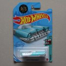 Hot Wheels 2021 Tooned Mattel Dream Mobile (turquoise) (SEE CONDITION)