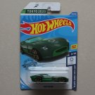 Hot Wheels 2020 Olympic Games Tokyo Fast Felion (green) (SEE CONDITION)