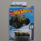 Hot Wheels 2020 Olympic Games Tokyo Mountain Mauler (green) (SEE CONDITION)