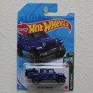 Hot Wheels 2021 HW Getaways '20 Jeep Gladiator (blue) (SEE CONDITION)