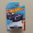 Hot Wheels 2021 Muscle Mania '67 Ford Mustang Coupe (purple)
