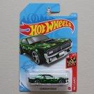 Hot Wheels 2021 HW Flames '68 Mercury Cougar (green)