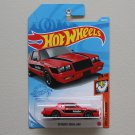 Hot Wheels 2021 Muscle Mania '87 Buick Regal GNX (red)