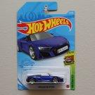 Hot Wheels 2021 HW Exotics '19 Audi R8 Spyder (blue)
