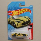 Hot Wheels 2021 HW Rescue Aston Martin ONE-77 (yellow)