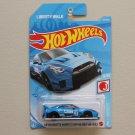Hot Wheels 2021 HW J-Imports LB-Silhouette Works GT Nissan 35GT-RR Ver.2 (blue) (Liberty Walk)