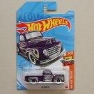 Hot Wheels 2021 HW Hot Trucks '49 Ford F1 (purple)