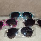avitor animal print sunglasses