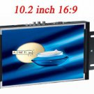 10.2inch open frame industrial monitor+touchscreen +free shippingl