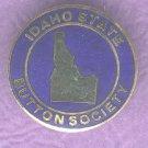 Idaho State Button Society official button