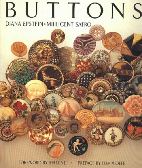 Buttons Book by Epstein & Safro