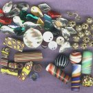 Beads and trim vintage
