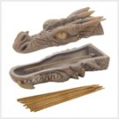Dragon Head Incense Burner Box (38193)