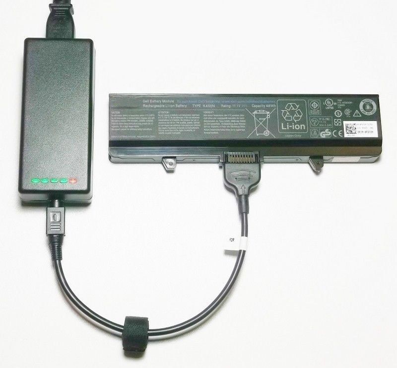 External Laptop Battery Charger for Dell Latitude C610 Latitude C640 C800 C810 CPi Series