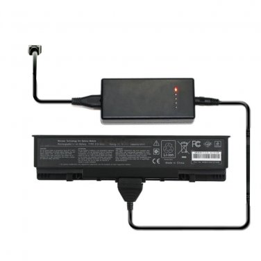 External Laptop Battery Charger for Dell Studio XPS 13 XPS 1340 312-0773 312-0774 P866C