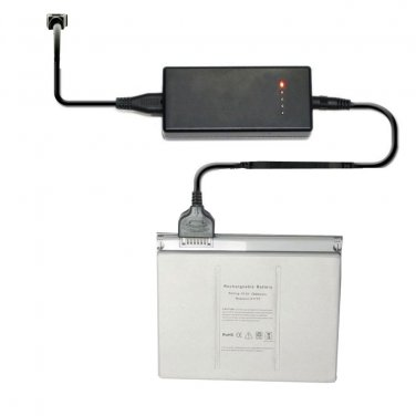 """External Laptop Battery Charger for Apple MacBook 13"""" MA700 MB061 MB062 MB402 MB403"""