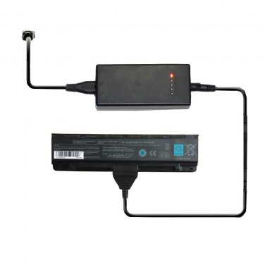 External Laptop Battery Charger for Toshiba Satellite C855 C870 C875 L70 L800 Series