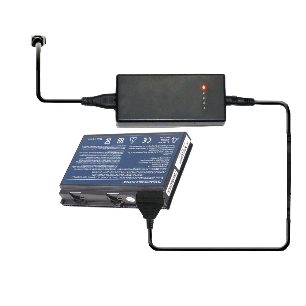 External Laptop Battery Charger for Acer TravelMate 6465 6552 7520 7720G TM5730 5330 5520 5730