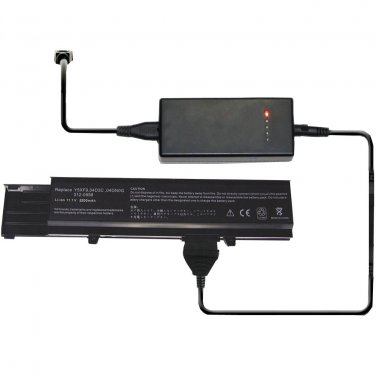 External Laptop Battery Charger for Dell X29KD XCMRD 14-3437 14-5421 14-N3421