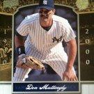Don Mattingly 2008 Upper Deck Yankee Stadium Legacy Collection