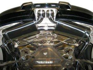 987/Cayman MAXFLO Exhaust System