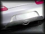 Boxster Rear Valance 97>02 Carbon Trim