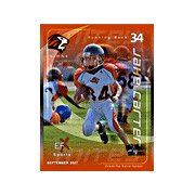 EFX Action Trading Cards