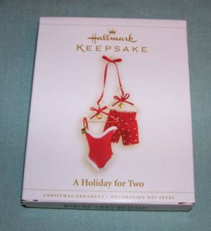 Hallmark 2006 Holiday for Two