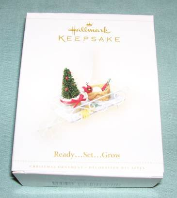 Hallmark 2006 Ready Set Grow