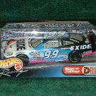 2000 Hotwheels Nascar 1/24 Exide #99 Jeff Burton