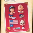 Hallmark 2004 Peanuts Games (set of 4)