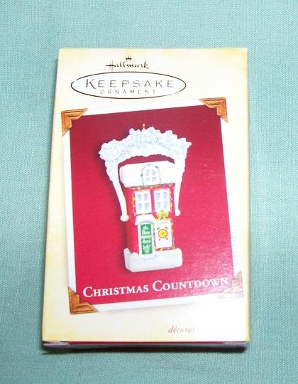 Hallmark 2005 Christmas Countdown